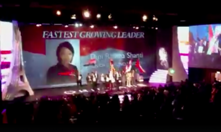 Fastest Growing Leader 2011