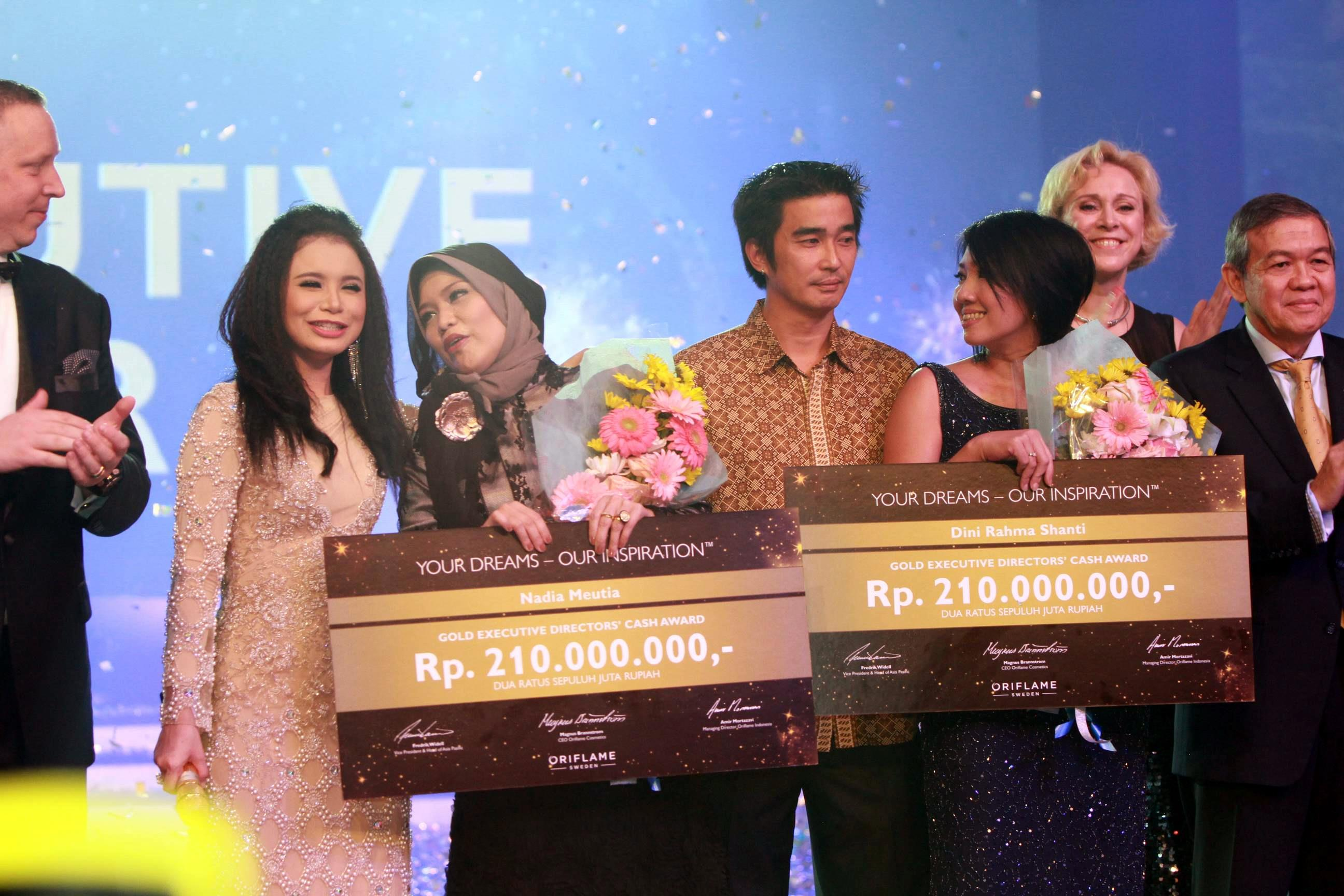 Top 15 & Recognisi GED – Bali 2013