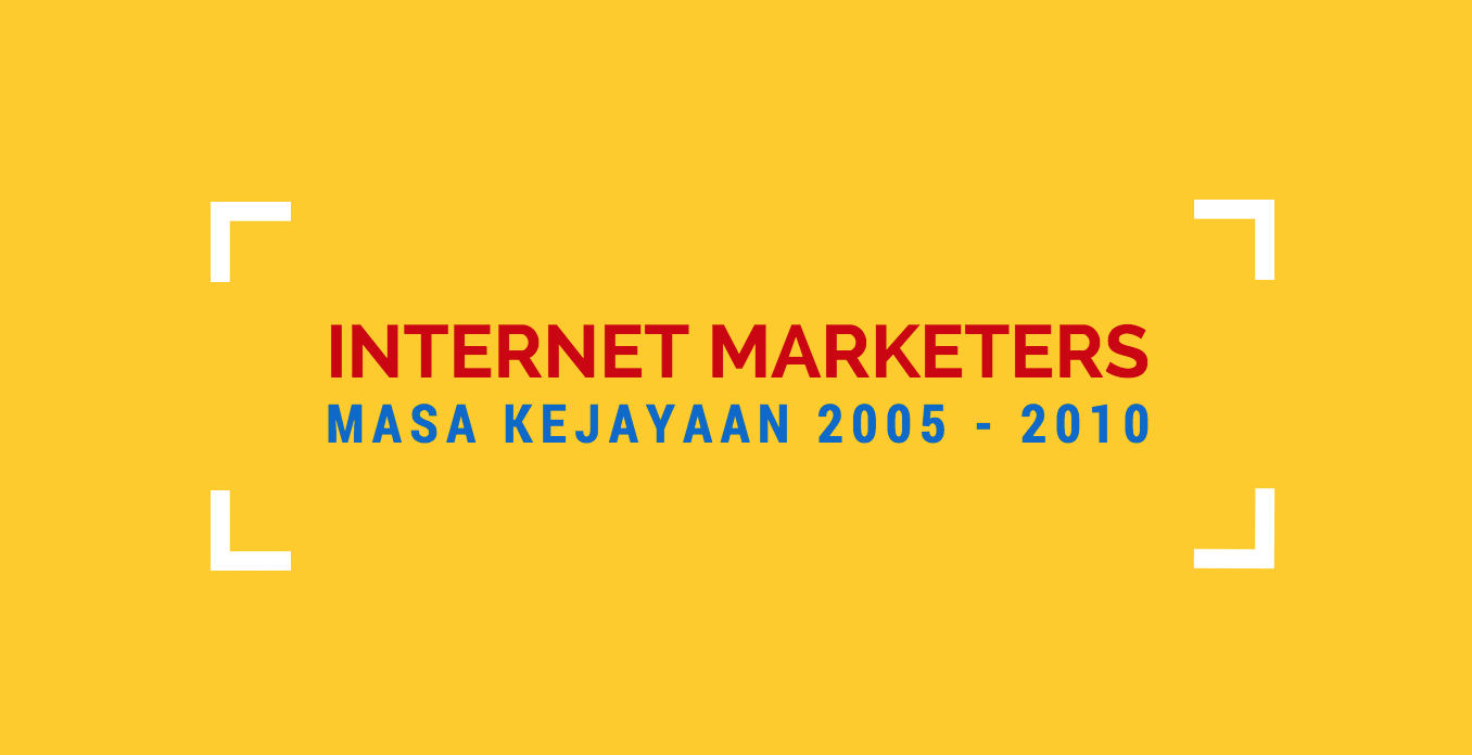 Pengen Reuni Internet Marketers
