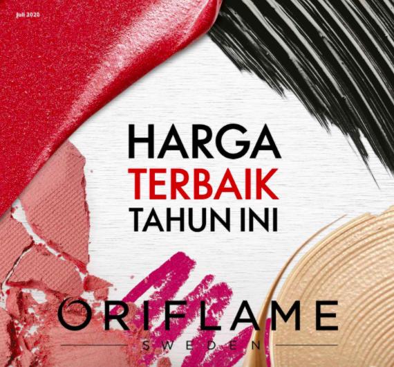 Katalog Oriflame Juli 2020
