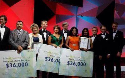 Cash Award Oriflame